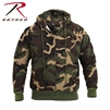 Rothco Thermal Lined Hooded Sweatshirt - Camo