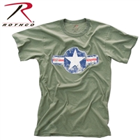 Rothco Vintage Army Air Corps T-Shirt - Olive