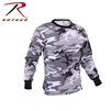 Rothco Long Sleeve Camo T-Shirt, City Camo