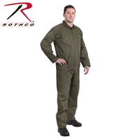 Rothco Flightsuit - Olive Drab