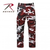Rothco BDU Pants Red Camo X-Small