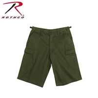 Rothco Long Length BDU Short - Olive Drab