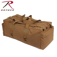 Rothco Mossad Tactical Duffle Bag - Coyote