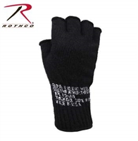 Rothco GI Wool Fingerless Gloves
