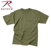 Rothco Moisture Wicking T-Shirt - Olive Drab