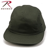 Rothco 5 Panel Military Street Cap - Olive