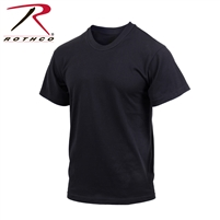 Rothco Moisture Wicking T-Shirt - Black 2XL