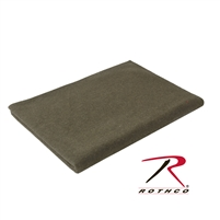 Rothco Wool Blanket - OD Green