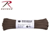 Rothco Nylon Paracord Type III 550 LB 100FT - Coyote