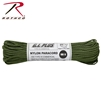 Rothco Nylon Paracord Type III 550 LB 100FT - Olive Drab
