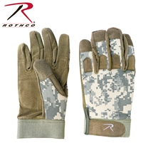 Rothco Lightweight All Purpose Duty Gloves - Off-Color ACU