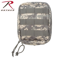 Rothco MOLLE Tactical Trauma & First Aid Kit Pouch - ACU