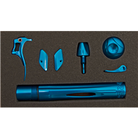 SP Shocker RSX Accent Kit - Blue