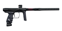 Shocker AMP Electronic Paintball Gun - Black / Black