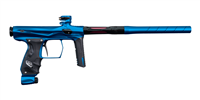 Shocker AMP Electronic Paintball Gun - Blue / Black