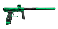 Shocker AMP Electronic Paintball Gun - Green / Black