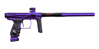 Shocker AMP Electronic Paintball Gun - Purple / Black
