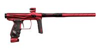 Shocker AMP Electronic Paintball Gun - Red / Black