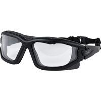 Valken V-Tac Zulu Airsoft Goggles - Regular Fit - Clear