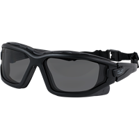 Valken V-Tac Zulu Airsoft Goggles - Regular Fit - Grey