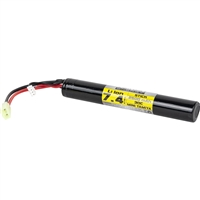 Valken Airsoft Battery - Li-Ion 7.4V 2500mAh Stick Style (High Output)