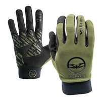 Valken Bravo Paintball Gloves - Olive