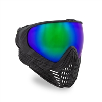 Virtue Vio Contour II Paintball Mask / Goggle - Graphic Black Emerald