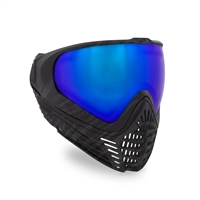 Virtue Vio Contour II Paintball Mask / Goggle - Graphic Black Ice