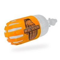 Virtue Knuckle Butt Tank Cover - WKS Grenade - Orange