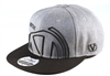 Virtue Snapback - Zoom 50X - Heather Grey