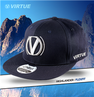 Virtue Highlander Fitted Hat - Small / Medium