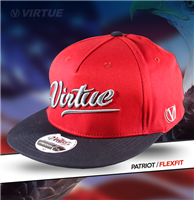 Virtue Patriot All Star Fitted Cap