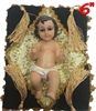 Baby Jesus With Pillow 2659-6