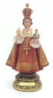 8.5 inch Infant of Prague  6122-8