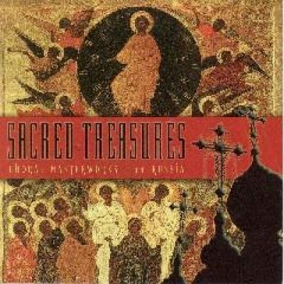 Sacred Treasures: Choral Masterworks from Russia CD