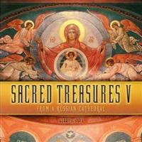 Sacred Treasures V--from a Russian Cathedral CD