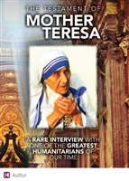 The Testament Of Mother Teresa DVD