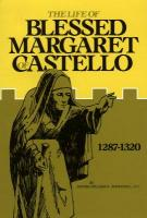 Blessed Margaret Castello by Fr. W. R. Bonniwell - Catholic Book, paperback 110 pp.