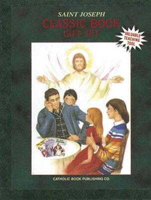 Saint Joseph Classic Book Gift Set 316/GS