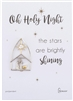 Oh Holy Night Nativity Pin 13389