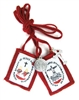 Passion Red Scapular