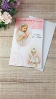 On Your First Holy Communion Greeting Card 11-3121