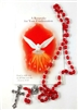 A Keepsake for Your Confirmation Booklet and Rosary