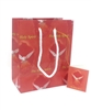 Small Confirmation Red Gift Bag 11-8018
