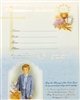 Boy First Communion Invitations 11-9024