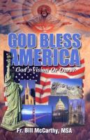 God Bless America, God's Vision Or Ours? by Fr. Bill McCarthy
