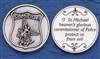 St. Michael Police Prayer Token (Coin) 171-25-0007