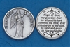 Guardian Angel Pocket Silver Token 171-25-0021