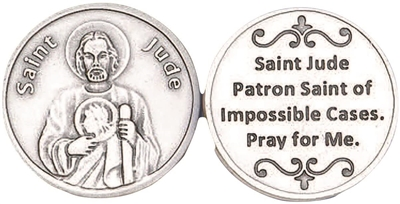 Saint Jude Pocket Token 171-25-0003