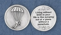 Living Without God Pocket Token (Coin) 171-25-5111